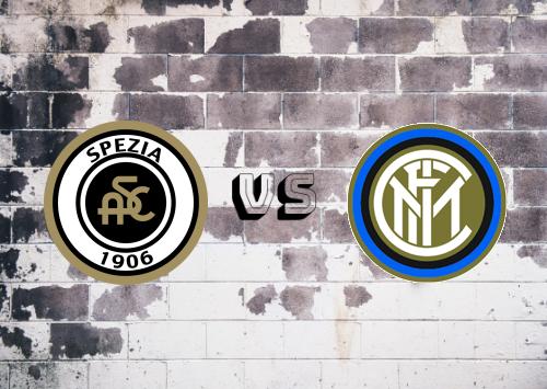 Spezia vs Internazionale  Resumen y Partido Completo