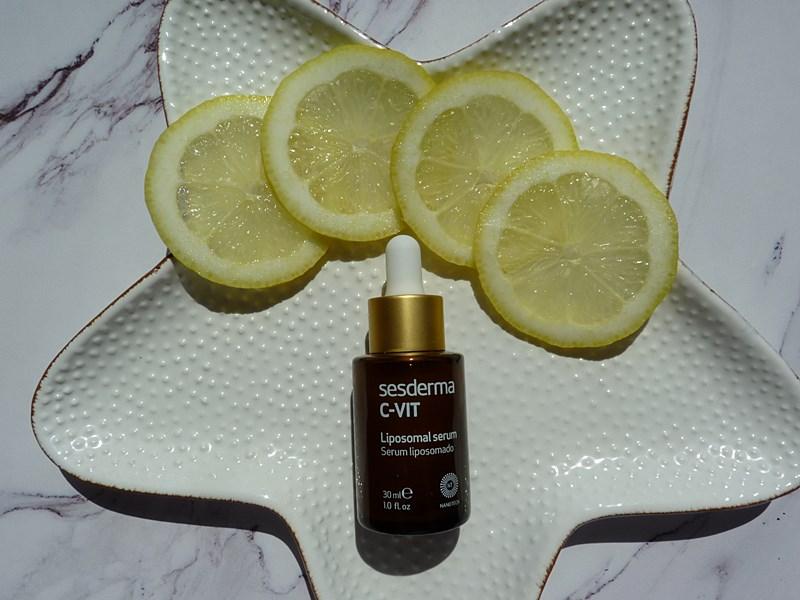 Sesderma C-VIT Serum liposomowe z witaminą C pielęgnacja cery szarej i zmęczonej