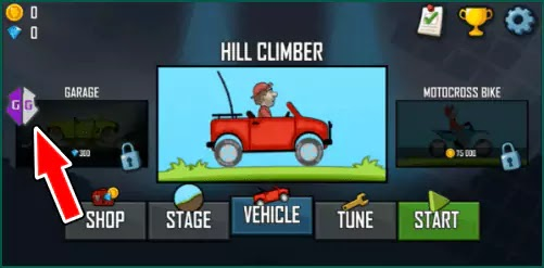 Hill Climb Racing GameGuardian