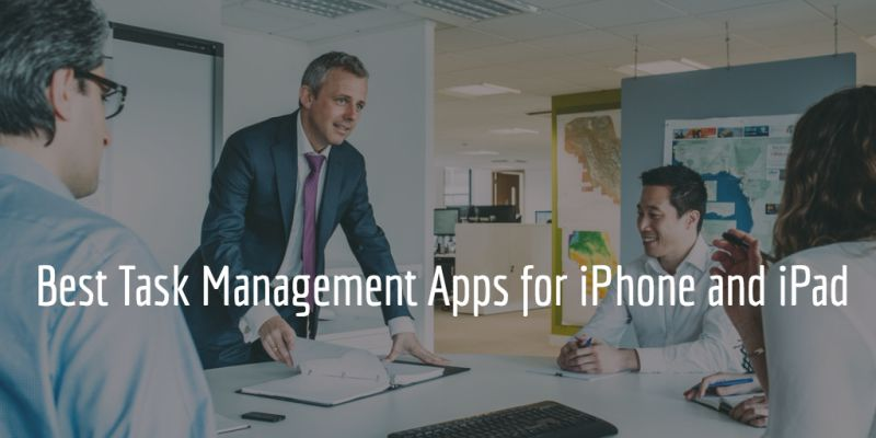Best Task Management Apps for iPhone & iPad
