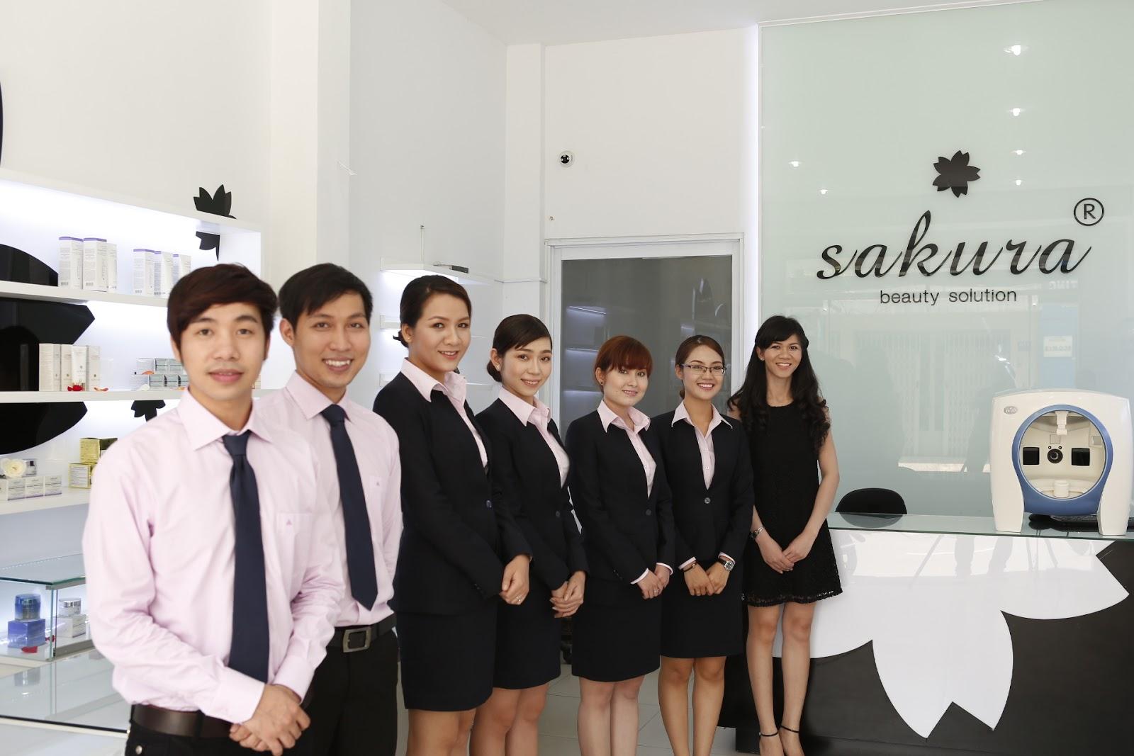Công ty Mỹ Phẩm Hoa Anh Đào ngày càng có vị trí trên thị trường Việt