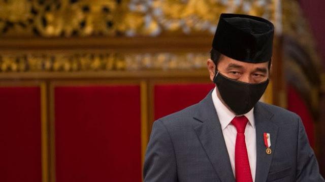Jokowi: Yang Positif Lari dari Rumah Sakit, yang PDP Bisa ke Sana ke Mari
