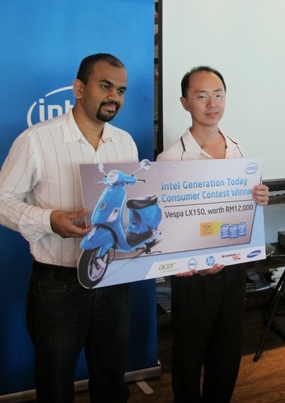 Christmas Comes Early This Year with Intel Malaysia 2