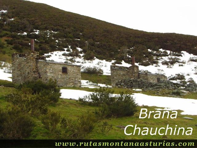 Braña Chauchina, en Cangas del Narcea
