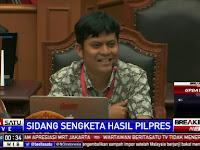 Saksi 02, Hairul Anas Terancam Dipidana Karena Diduga Memberikan Kesaksian Palsu di Sidang MK