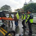 Kecelakaan Lalin di Tanjung Morawa, Tewaskan Pengemudi Betor