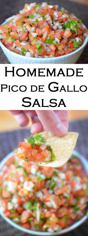 HOMEMADE PICO DE GALLO #recipes #salsa #salsarecipe #food #foodporn #healthy #yummy #instafood #foodie #delicious #dinner #breakfast #dessert #lunch #vegan #cake #eatclean #homemade #diet #healthyfood #cleaneating #foodstagram