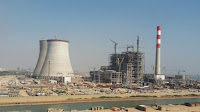 Port Qasim coal plant, Pakistan, is one of many financed by China worldwide (Photo Credit: Twitter/Developing Pakistan) Click to Enlarge.