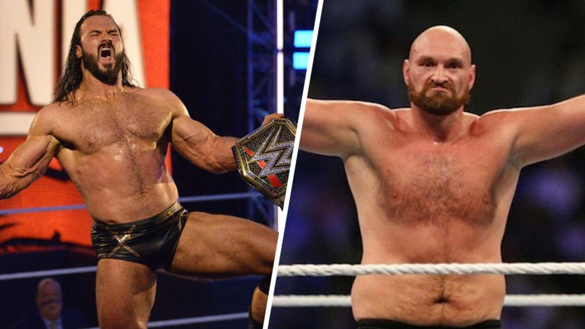 Drew McIntyre afirma que fará o necessário para enfrentar Tyson Fury