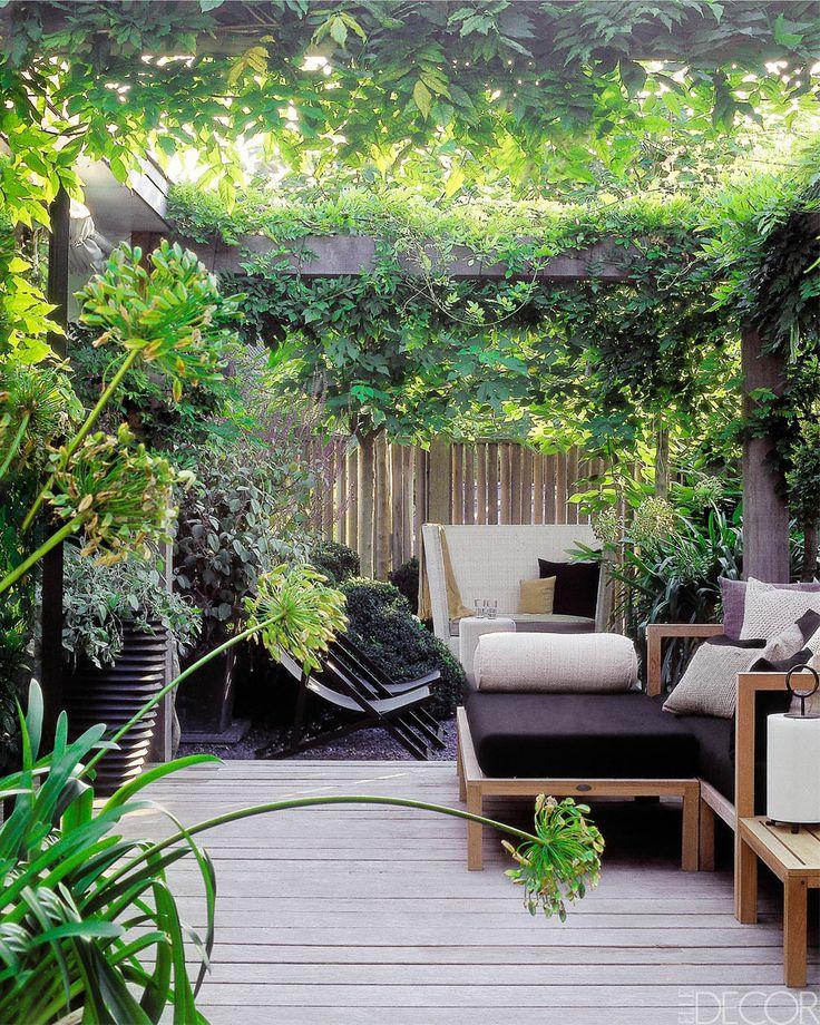 Secret Backyard Garden Ideas