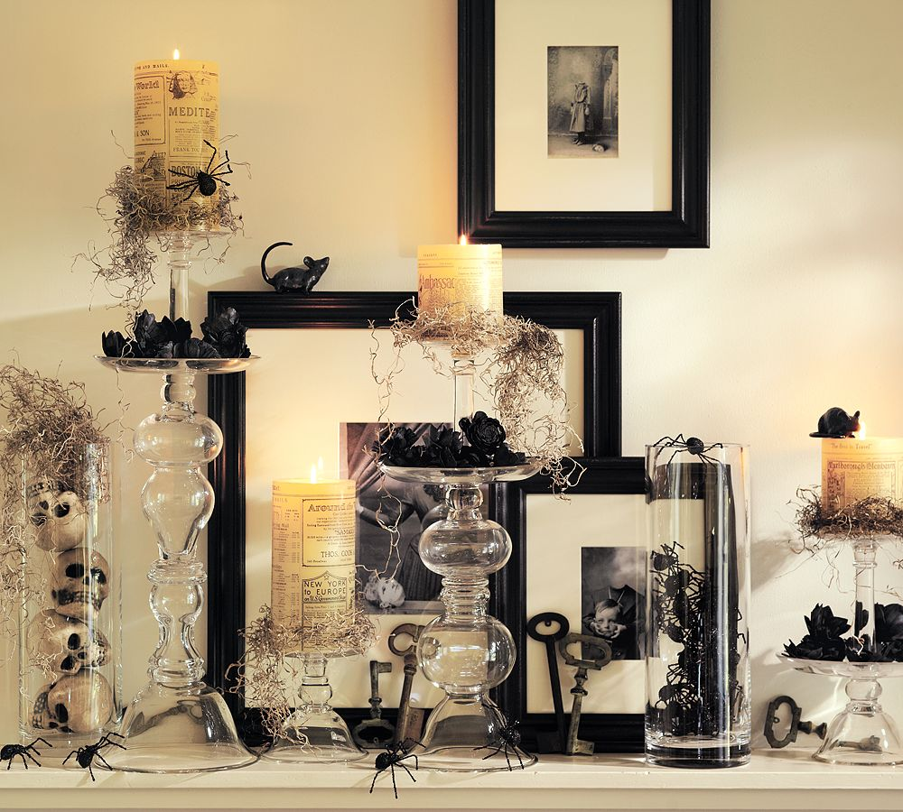 Elegant Home Decor Ideas: ENTIRELY DESIGN: 5 Elegant Decorating Ideas For Halloween
