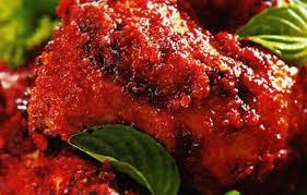 Resep Daging Ayam Panggang Bumbu Rujak
