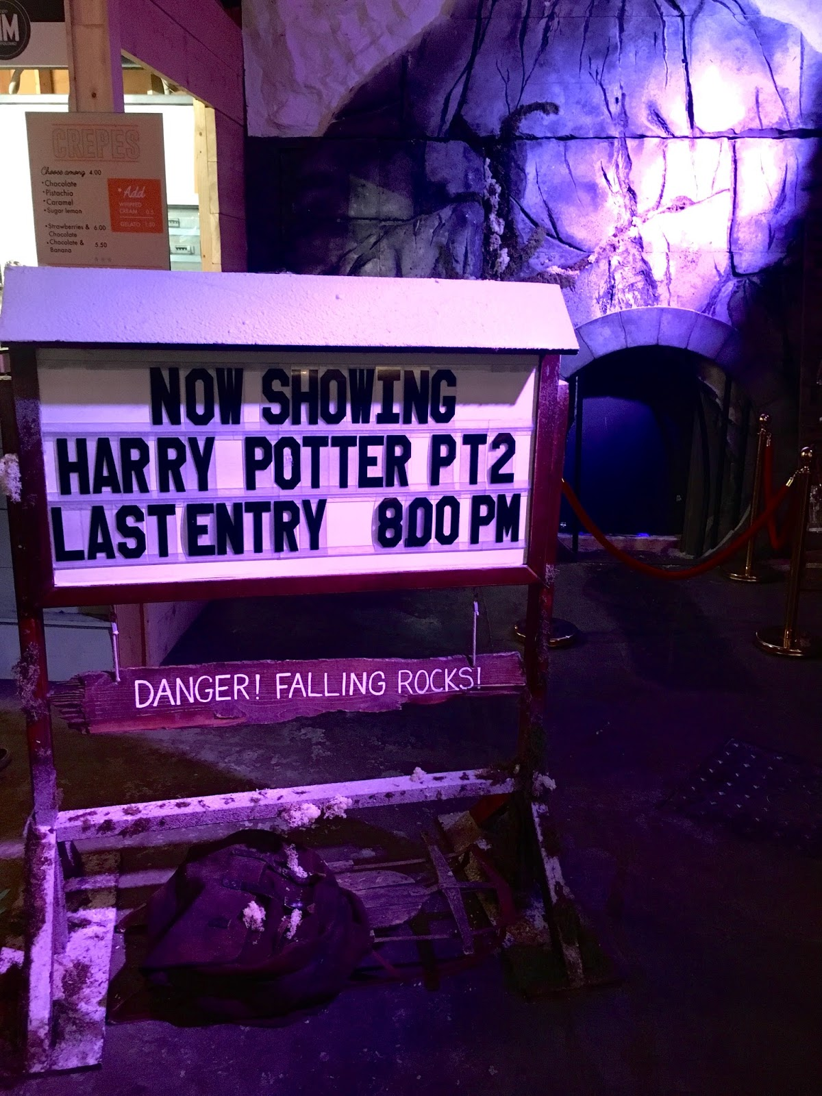 Harry Potter, Backyard Cinema - London