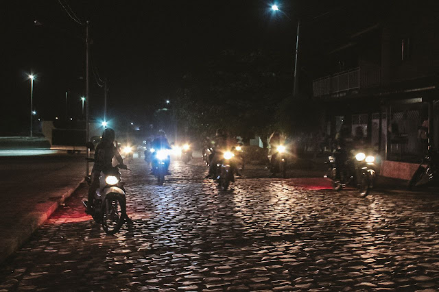 Festa de Santo Antônio em Caraúbas tem encerramento com procissão de carro e moto