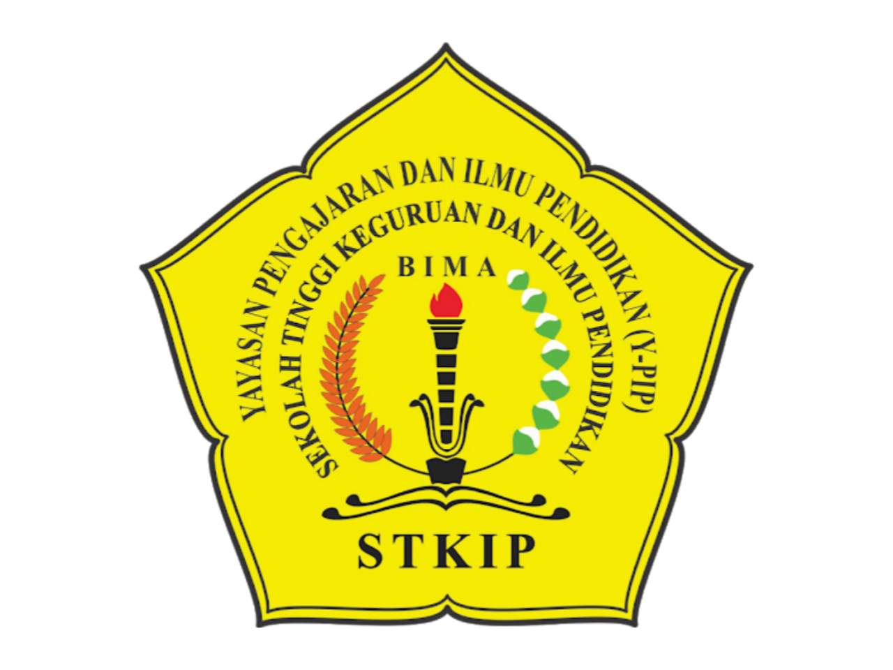 Logo STKIP Bima Format PNG