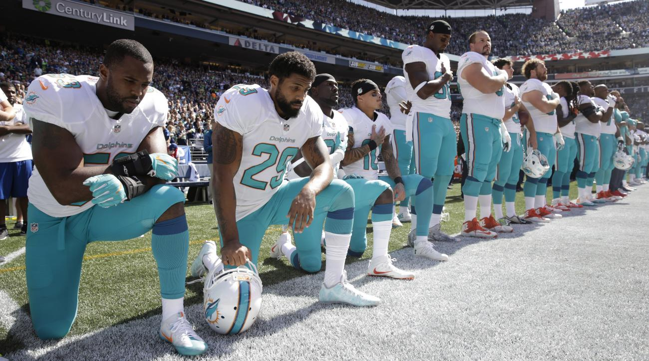Take a knee usually i try not to get political on this blog but some vital world issues come up that must be addressed and this is one of them