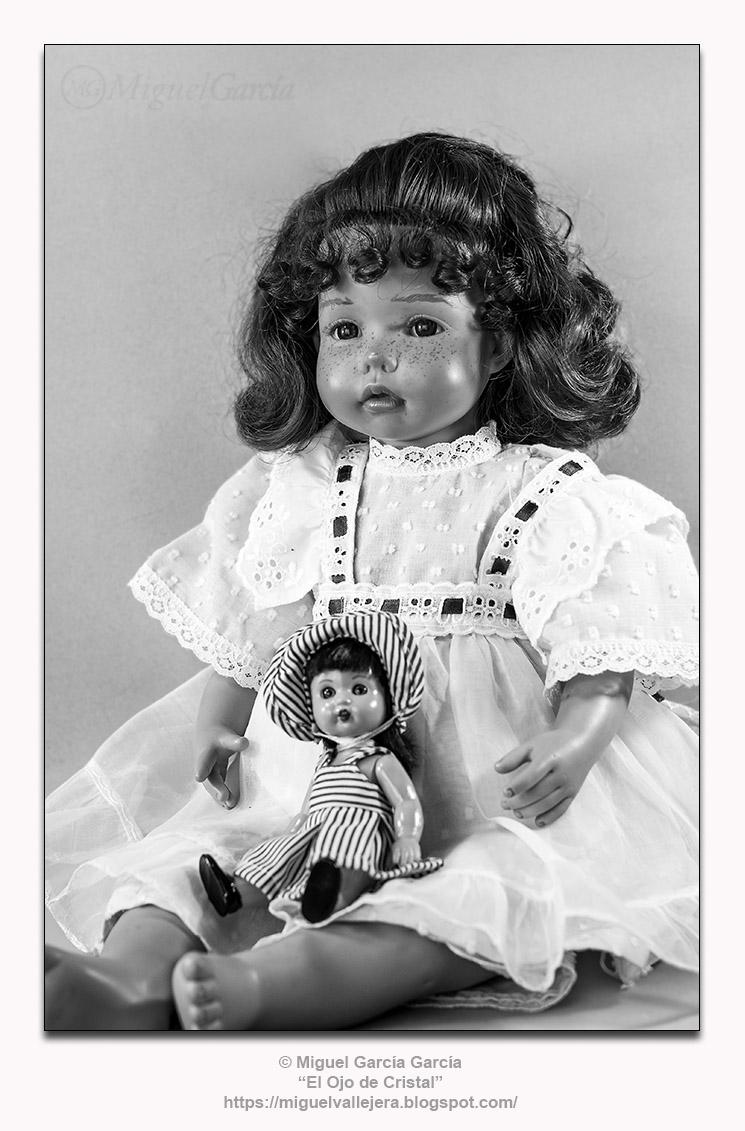 Muñecas Mariquita Pérez.