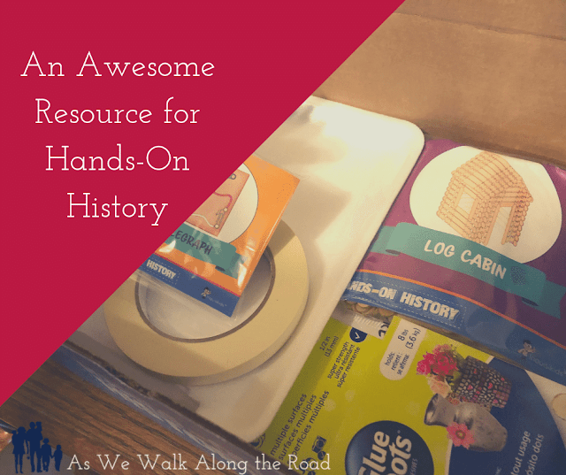 Hands-on history resources