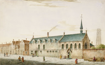 Klooster Blijdenberg in Mechelen