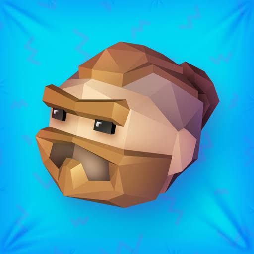 Fall Dudes 3D v1.1.2 Apk Mod [No ADS/God Mod]