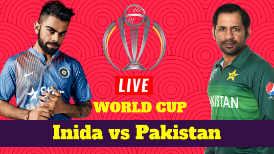 India vs Pakistan LIVE ICC Cricket World Cup 2019,Live  India vs Pakistan, Cricket World Cup 2019: live score and latest updates