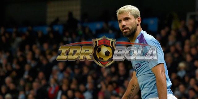 IDRBOLA -  Aguero Mengaku Sulit Bagi City untuk Kejar poin Liverpool
