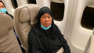 TKW Lolos Hukuman Pancung Tiba di Indonesia, NU Care- LAZISNU Bantu Rp 12,4 M untuk Membebaskannya
