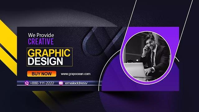Creative Facebook Cover Photo Art Design   Adobe Photoshop Tutorial