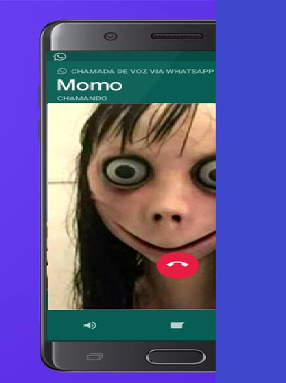 Mommo 'Challenge, like Whale, is dangerous for kids using WhatsApp chat