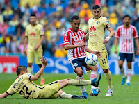 Chivas de Guadalajara vs América
