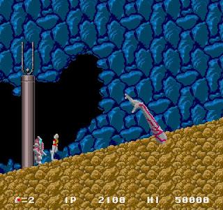 Atomic Runner Chelnov - Arcade