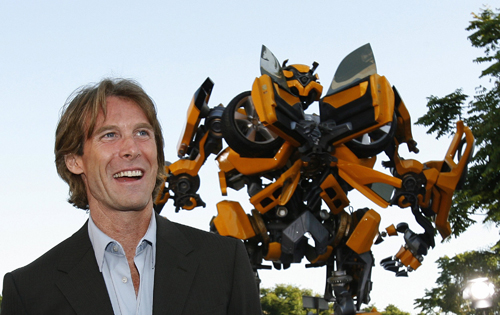 Michael Bay confirma Transformers 4