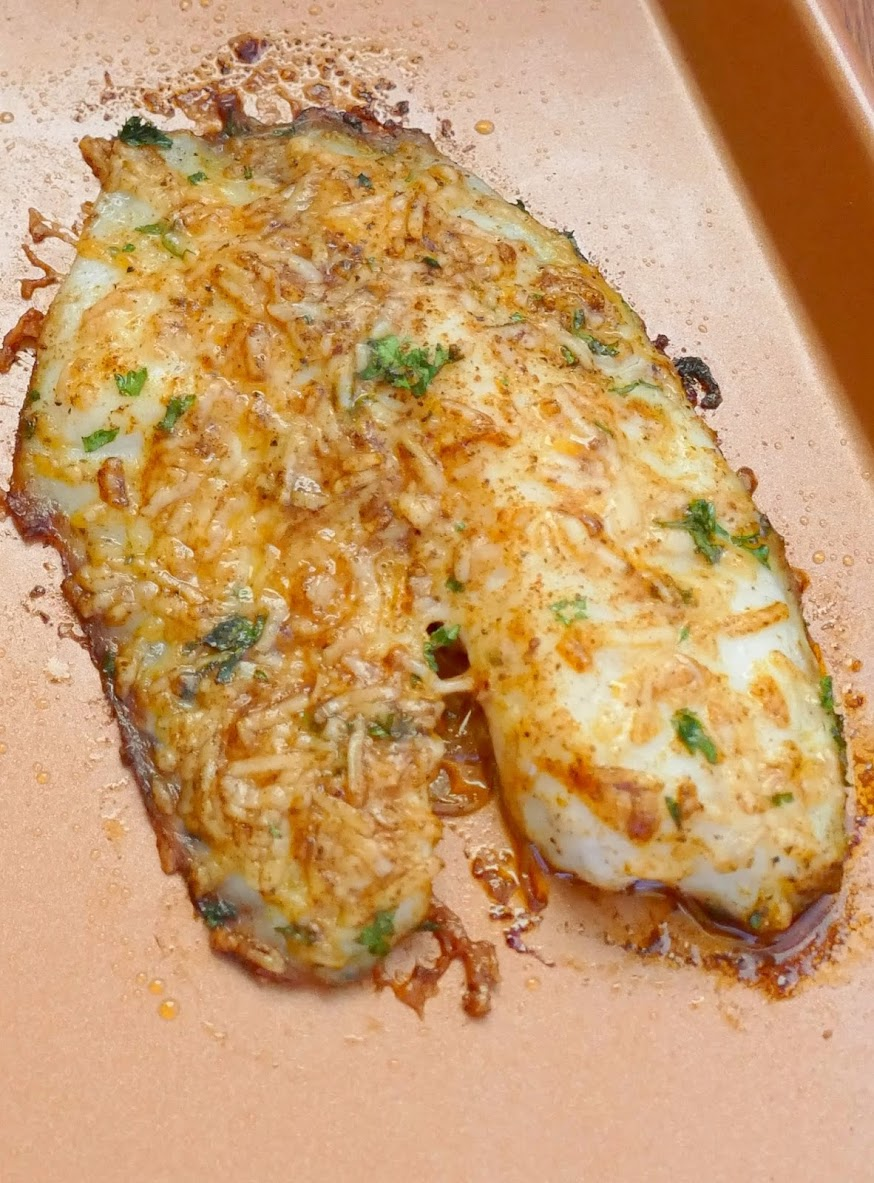 This delicious fish recipe is affordable and is such a quick dinner idea. Also great with cod or pollock. Use different herbs or seasonings with the parmesan on this tilapia for a different flavor every time you make it! Perfect for lent, or a weeknight meal.