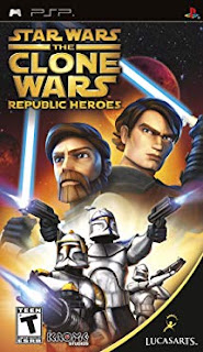 Cheat Star Wars: The Clone Wars – Republic Heroes PSP PPSSPP