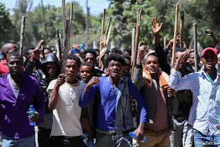Ethiopia Activist necessitate Calm once sixteen Killed in Clashes