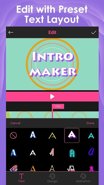 Intro Maker (MOD, VIP Unlocked)