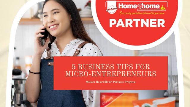 Mekeni Home2Home Partner