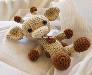 crochet giraffe amigurumi pattern,  crochet giraffe toy pattern