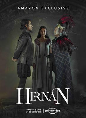 Hernán (TV Series) S01 HD DVD Latino + Sub FORZADOS 2DVD