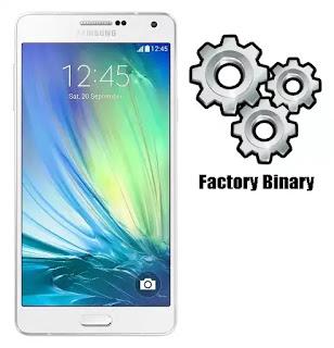 Samsung Galaxy A7 SM-A7009 Combination Firmware