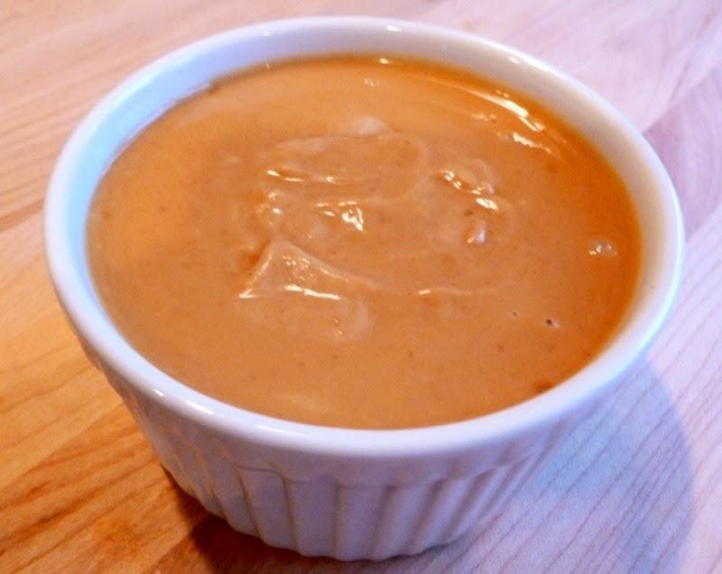 Peanut-butter-dipping-sauce