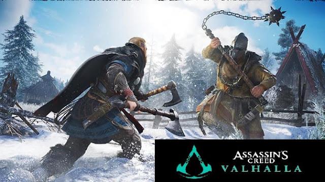 لعبة Assassin's Creed Valhalla للكمبيوتر