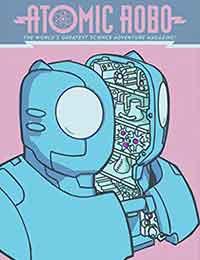 Atomic Robo: The Dawn of A New Era