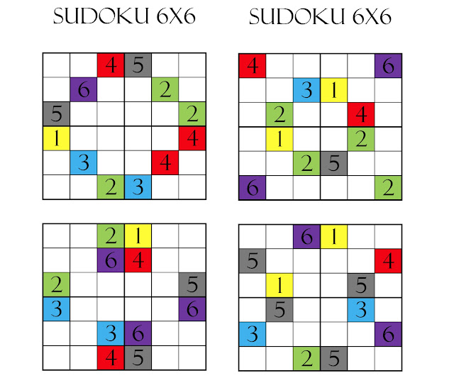 Sudoku 6x6