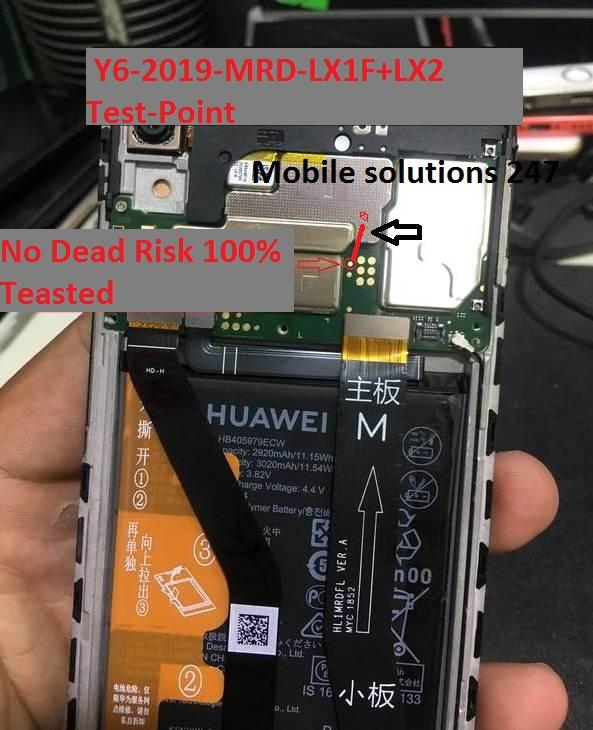 huawei y6 pro 2019 mrd lx2 firmware