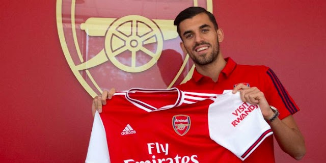 """""""I can't wait to train with him"""" - Dani Ceballos hails Spaniard after completing Arsenal move"""