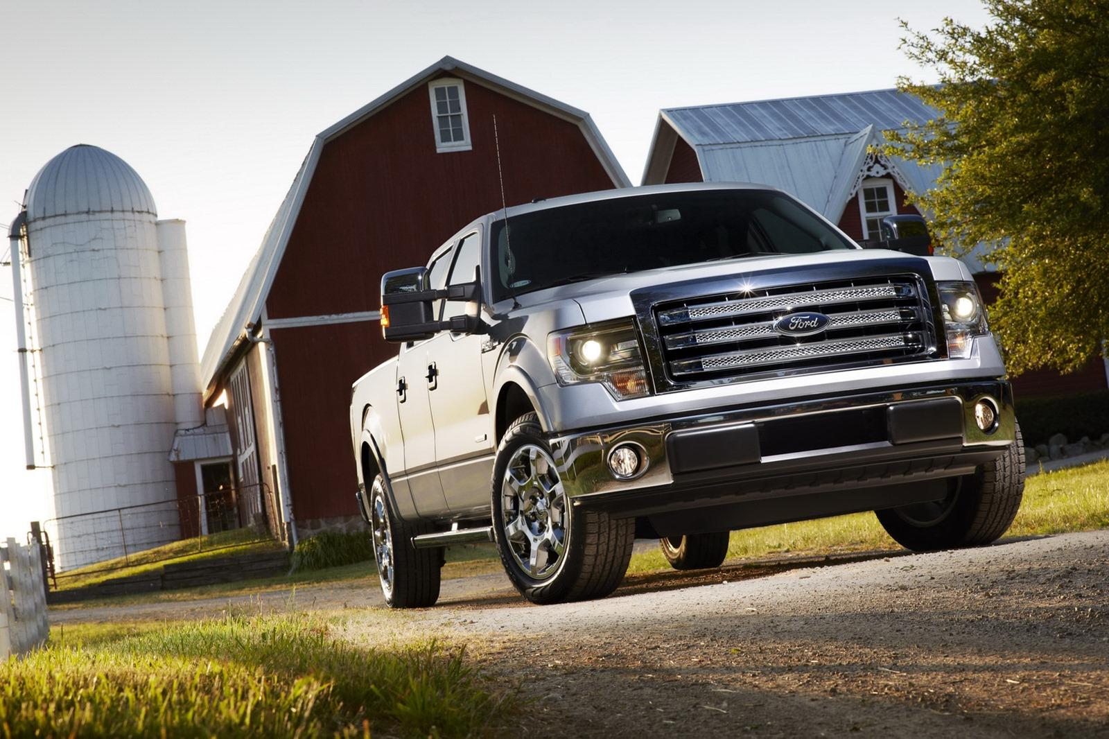 Ford F150 - Huyền thoại sống trong dòng bán tải
