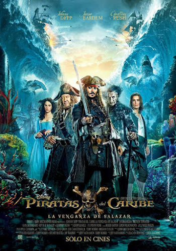 Pirates of the Caribbean: Dead Men Tell No Tales (BRRip 1080p Dual Latino / Ingles) (2017)