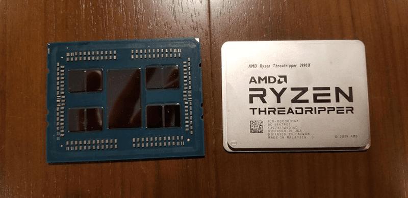 AMD's Ryzen Threadripper 3990X has 64-cores, 128 threads