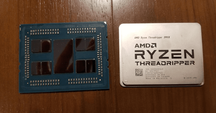 Amd S Ryzen Threadripper 3990x Has 64 Cores 128 Threads